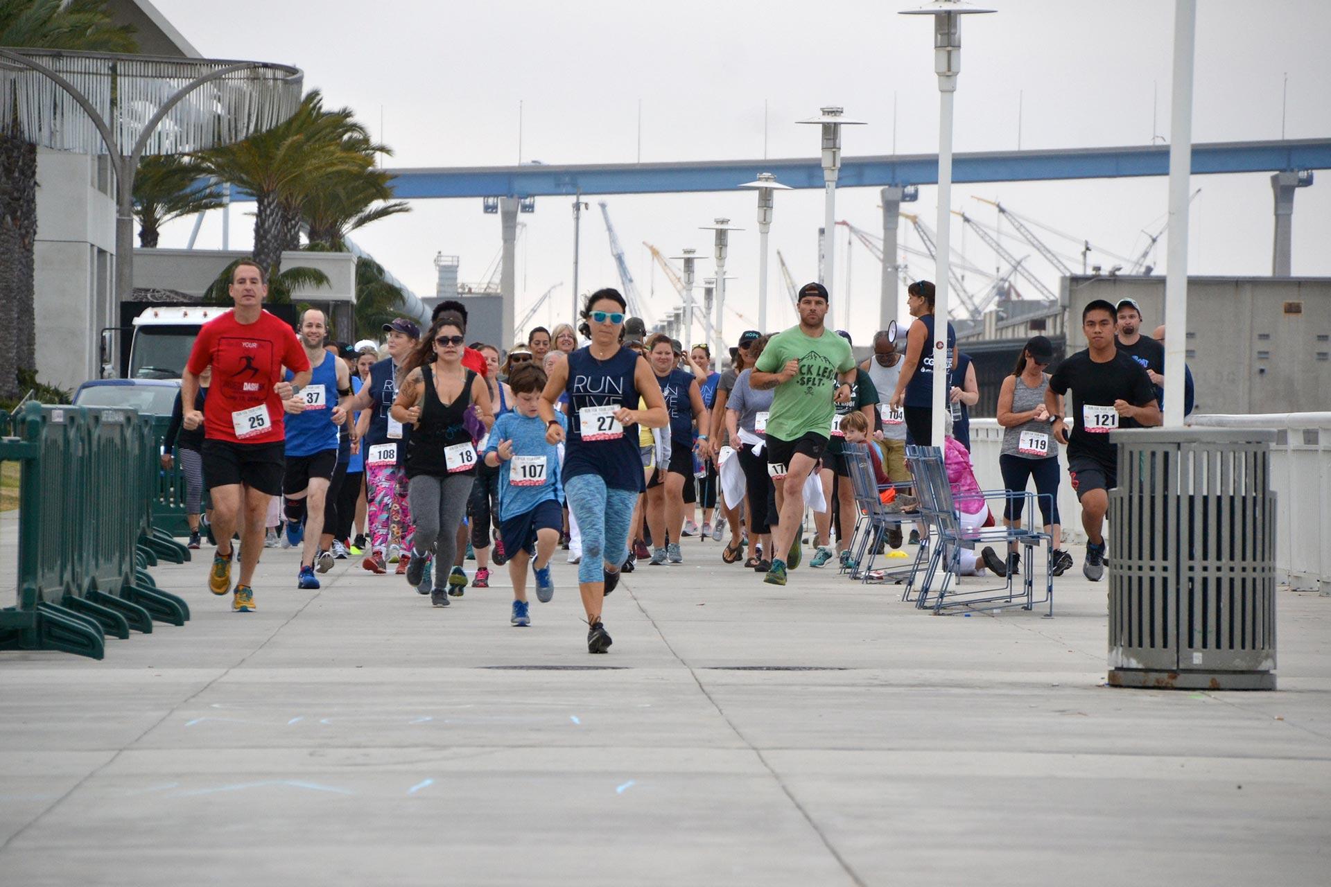 5K Run Series 2