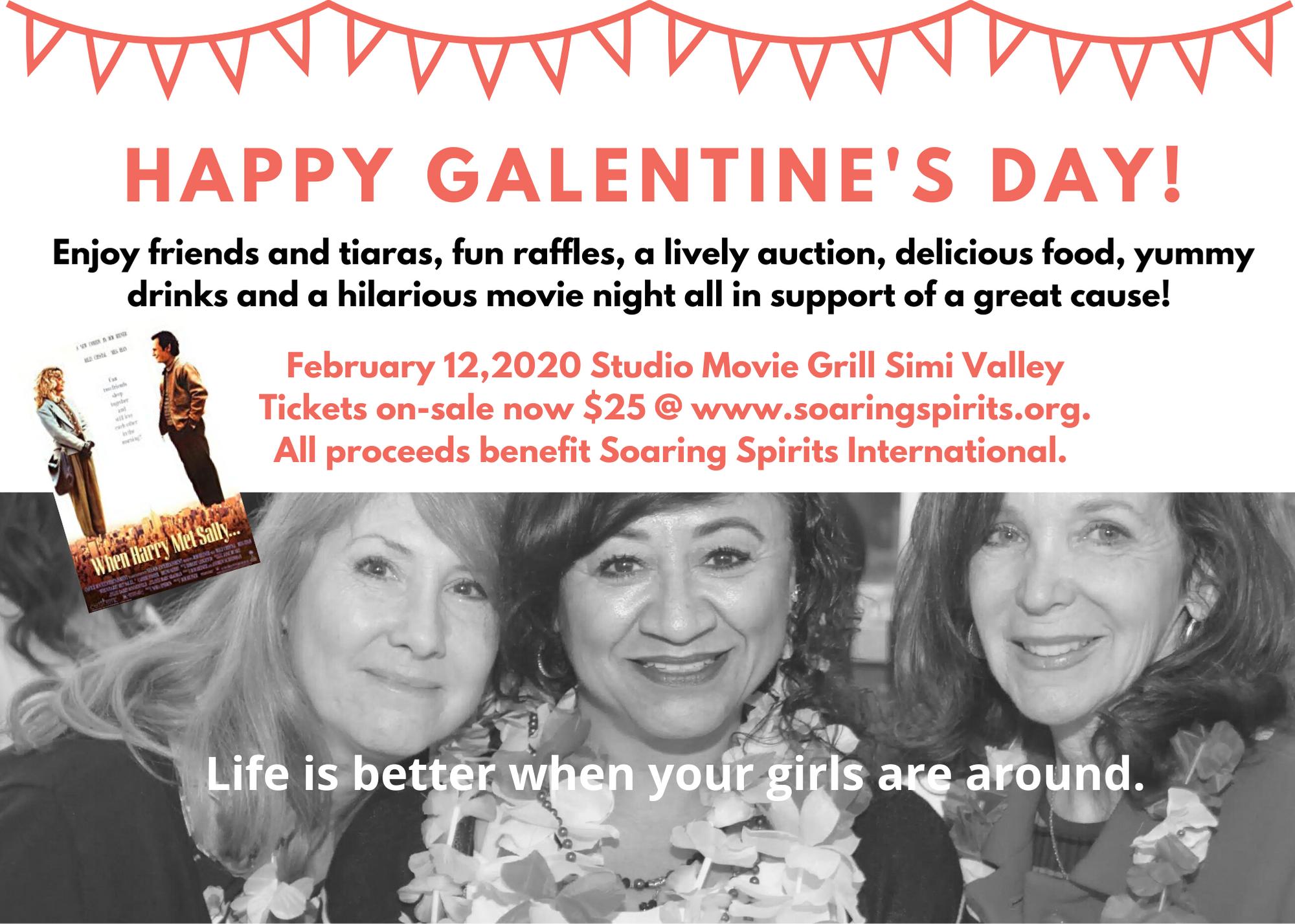Galentine's Day 2020